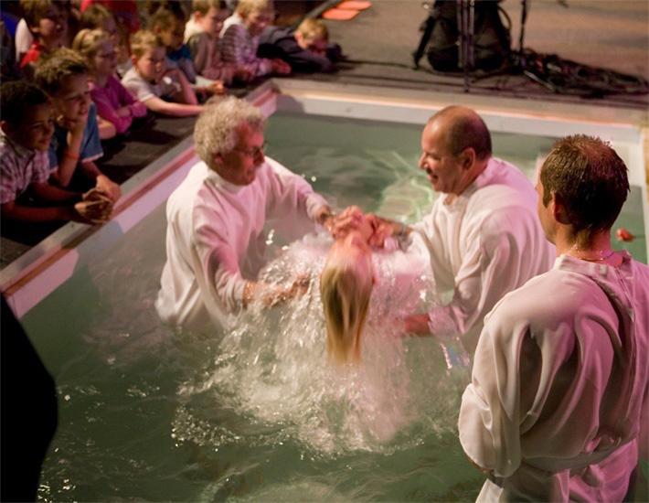 wanneer kind dopen